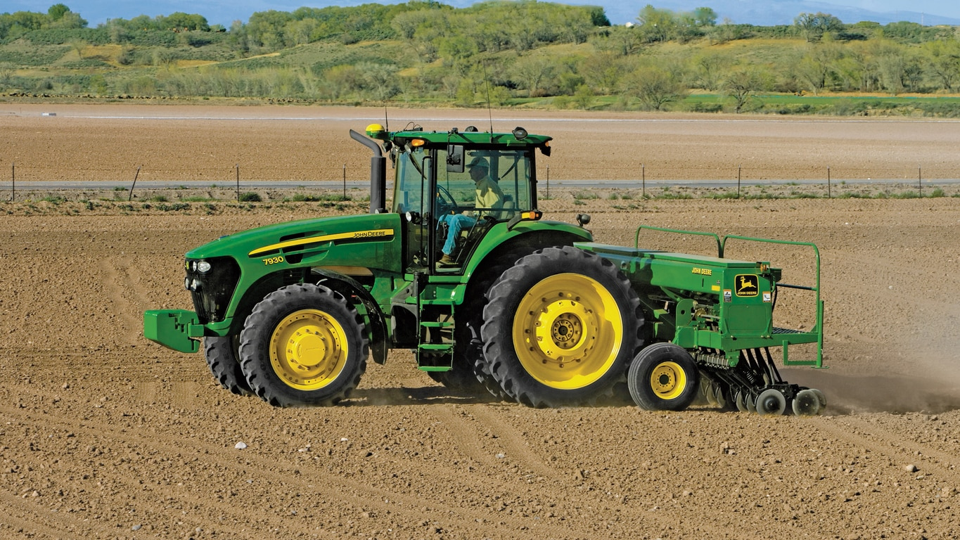 Seeding Equipment | 1520 Integral Drill | John Deere US