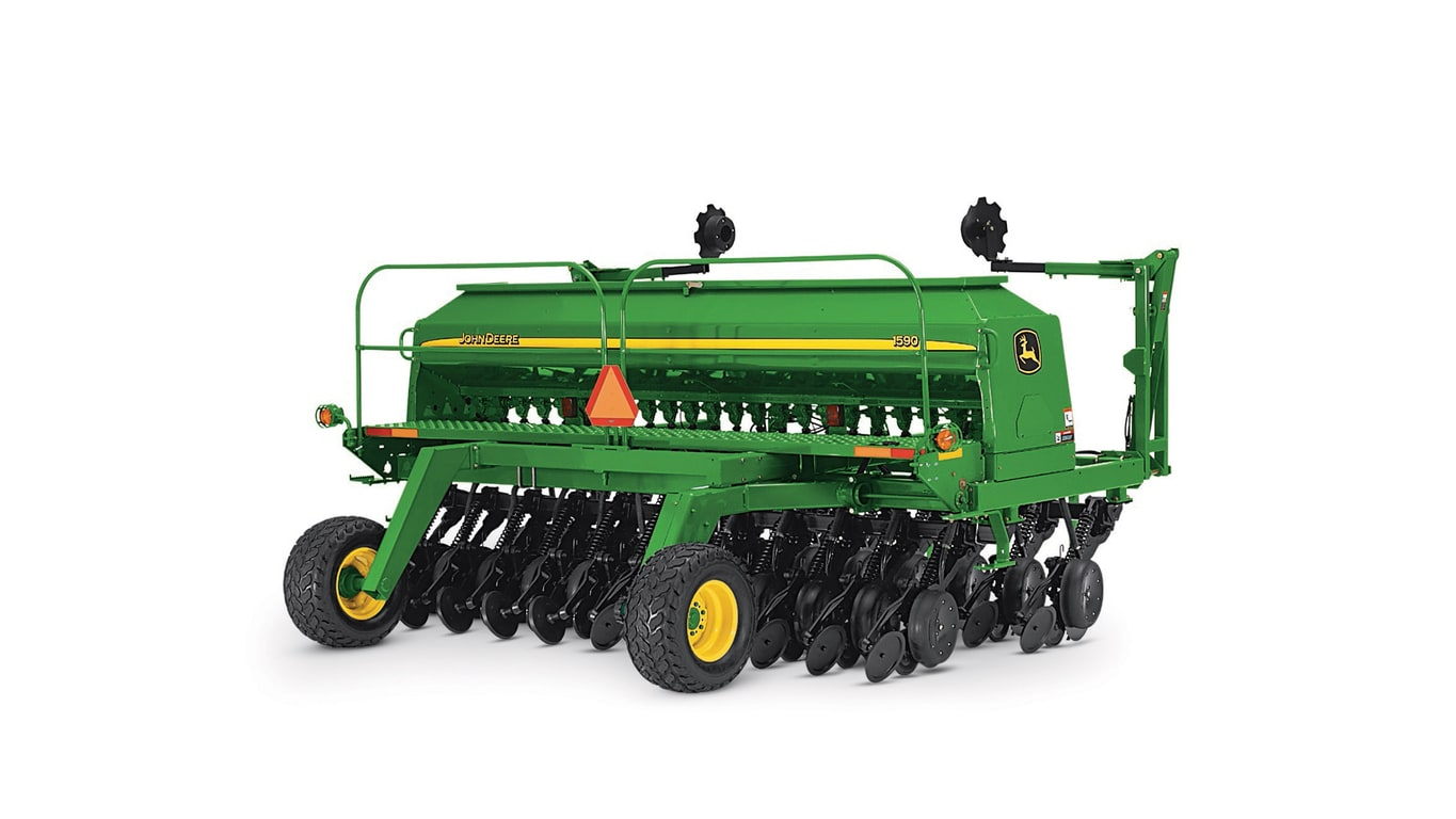 Seeding Equipment | 1590 No-Till Drill | John Deere US