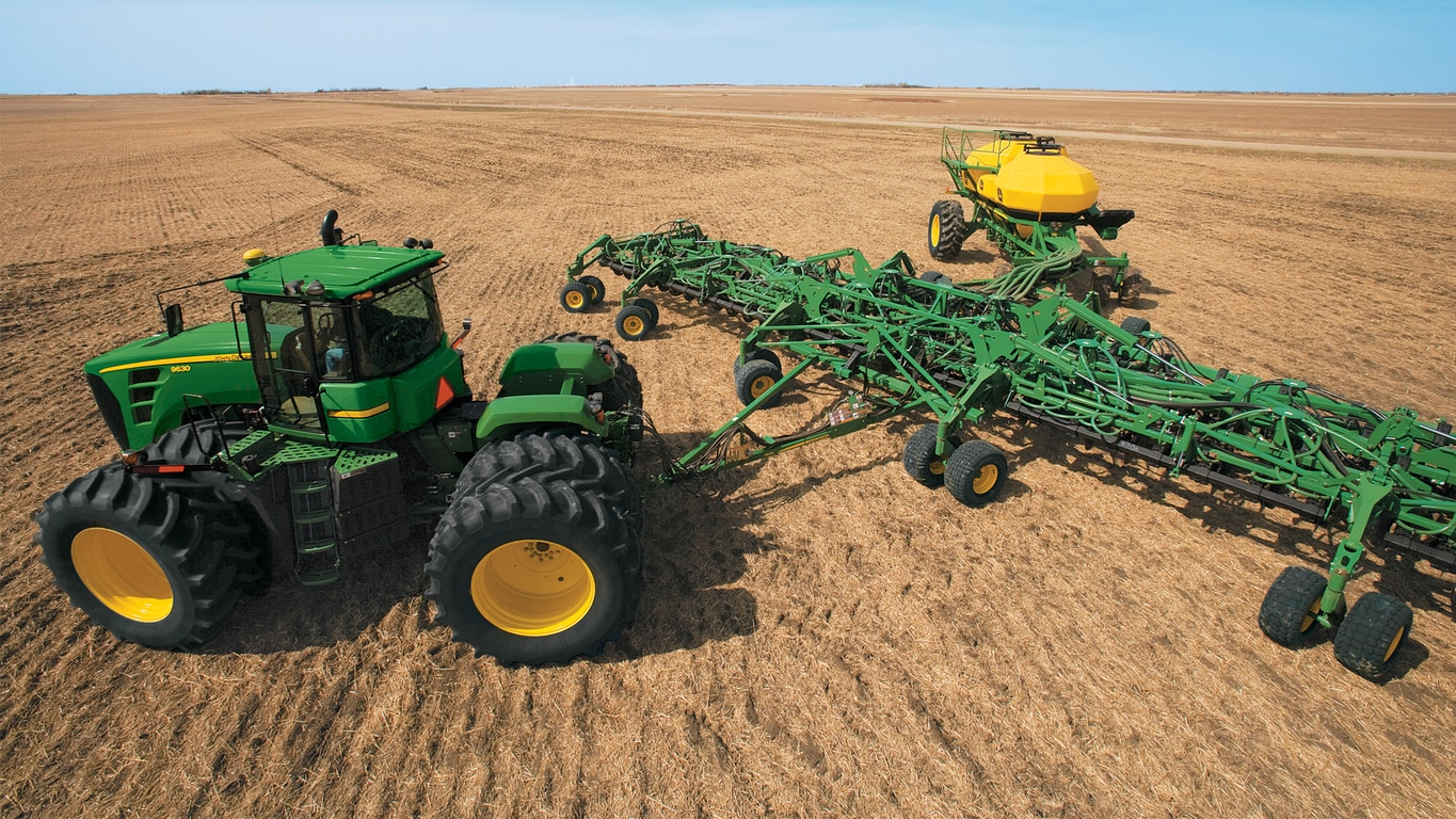 Seeding Equipment | 1895 SFP Air Drill | John Deere US