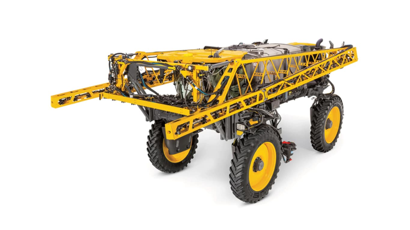 Studio image of STS20 Hagie Self-Propelled Sprayer