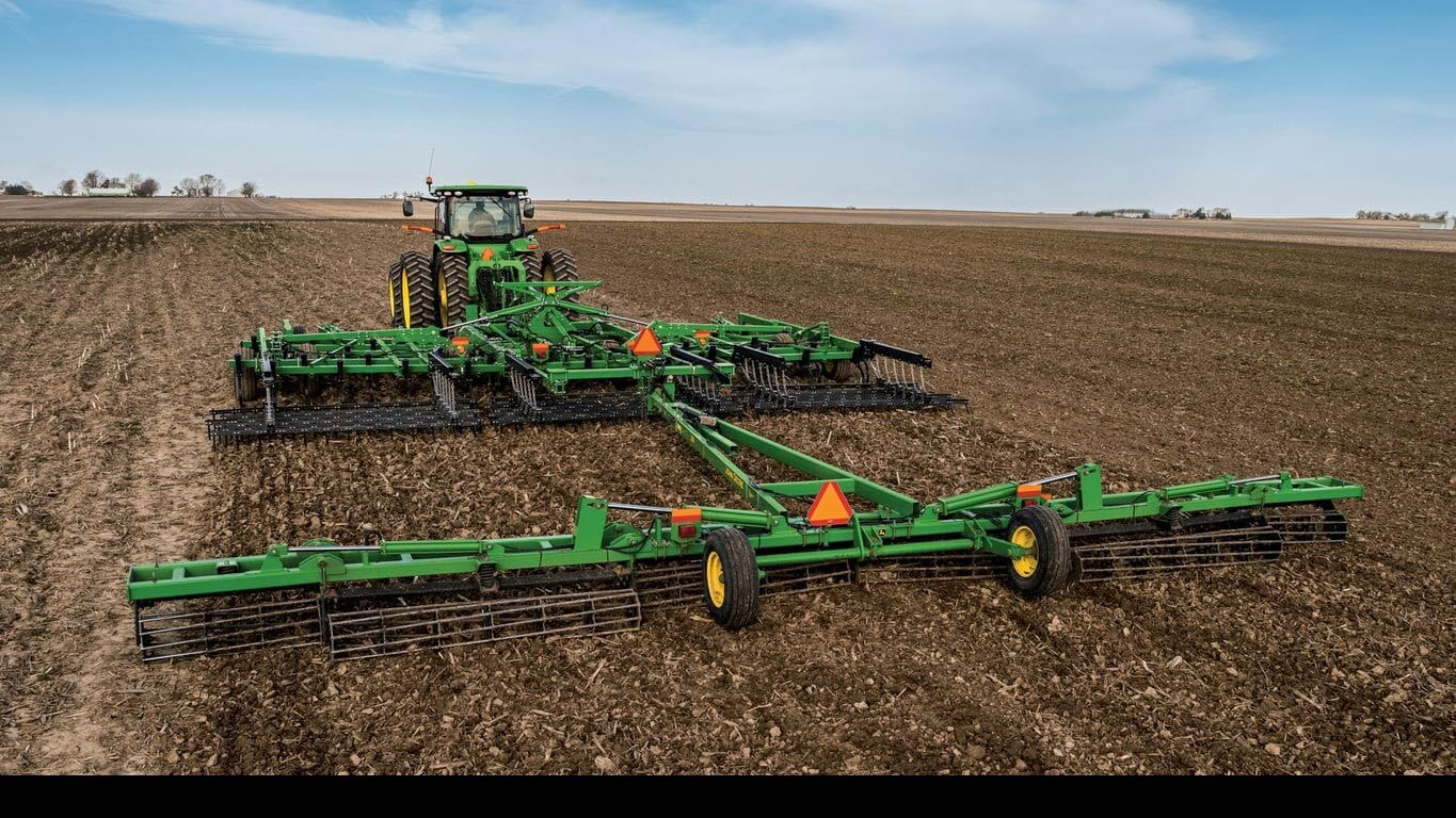 Field image of 200 Seedbed Finisher