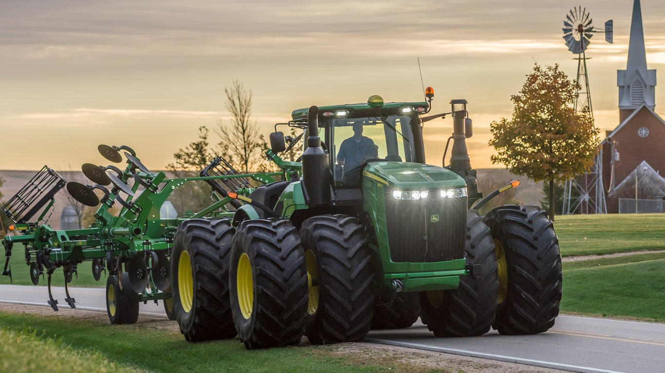 9R/9RT Series 4WD Tractors | 9420R | John Deere US on