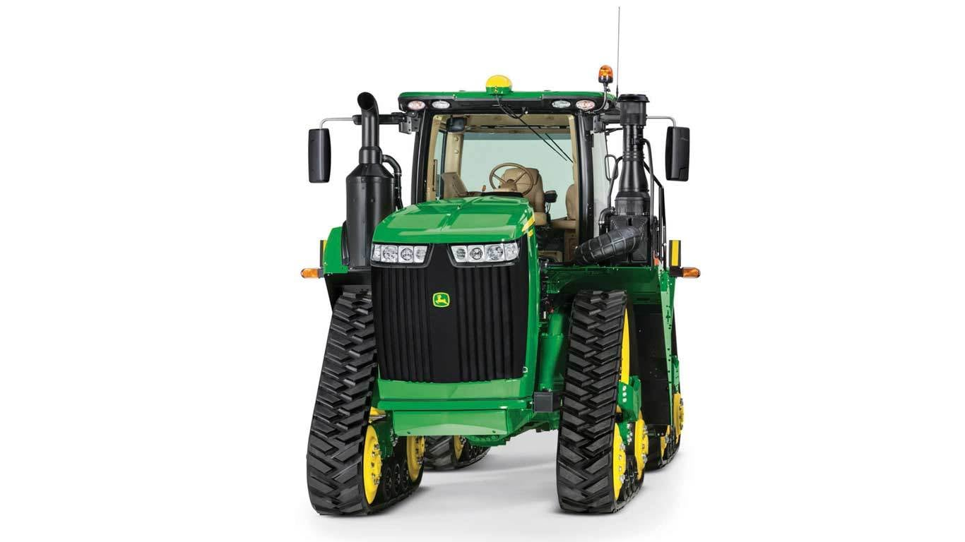9420RXNarrow Track Tractor. New Narrow Track design; John Deere ...