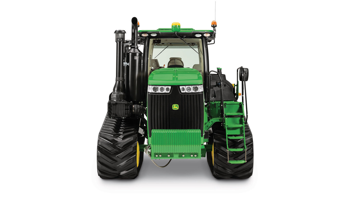 Studio image of 9520RT 4wd Tractor