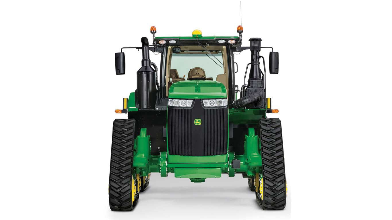 4WD/Track Tractors | 9520RX 4-Track, Wide or Narrow | John