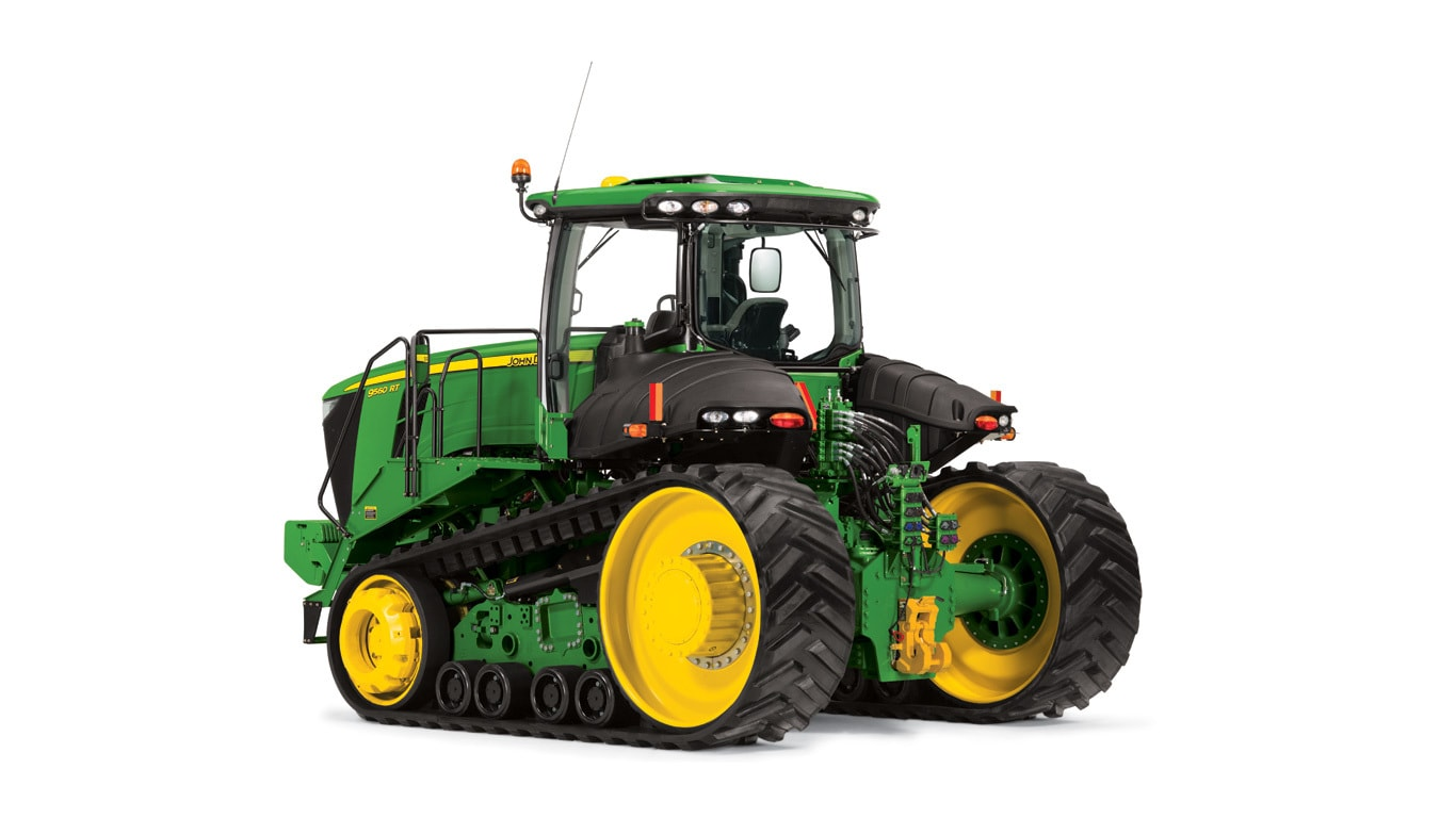 Studio image of 9520RT 4WD Track Tractor