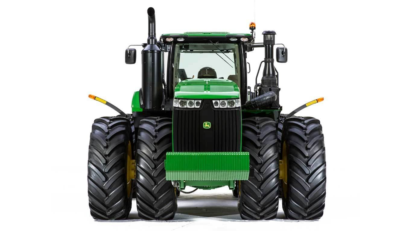 Studio image of 9570r 4WD Tractor
