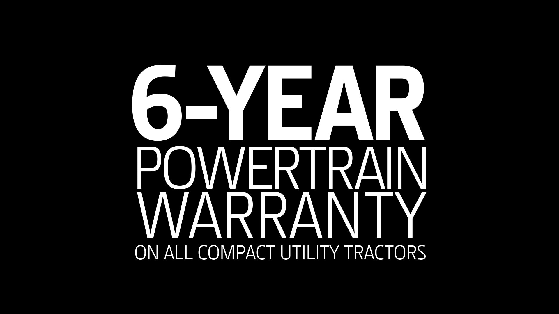 6 year warranty image