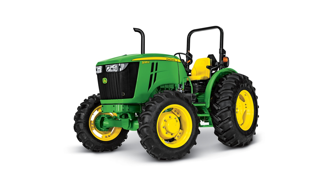 5E Series Utility Tractors | 5065E | John Deere US on