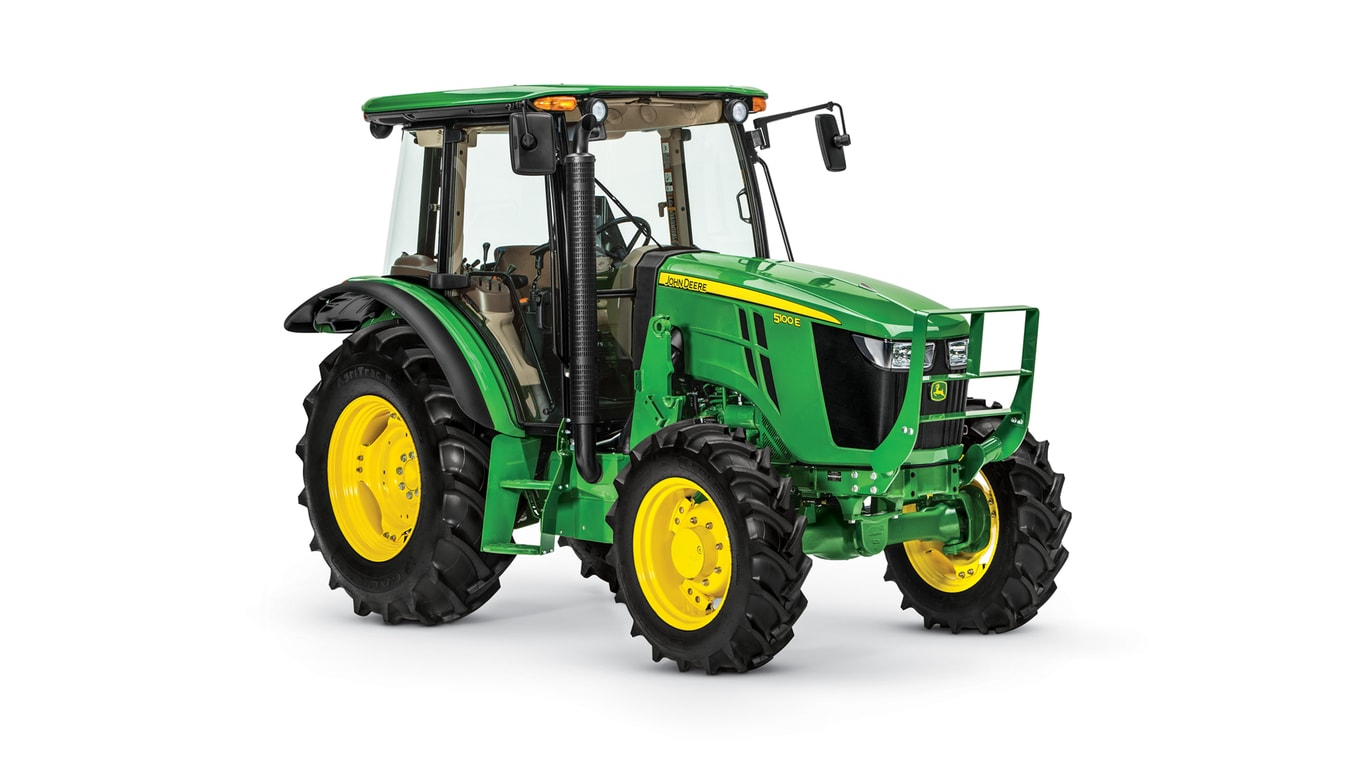 John Deere 100 Series >> 5E (85-100 hp) Utility Tractors for sale | John Deere US