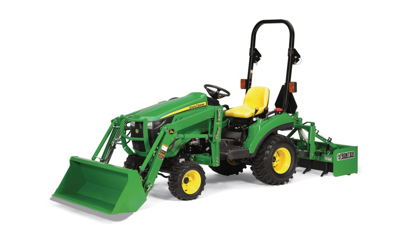 1E Sub-Compact Utility Tractor offer
