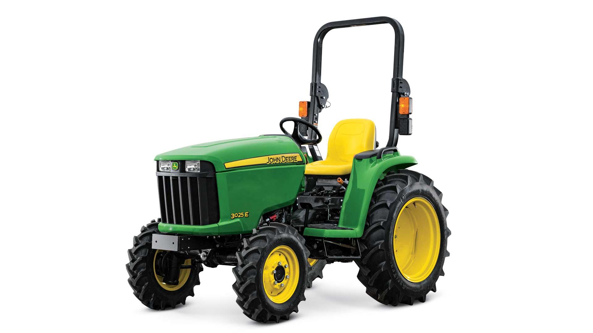 Traktor Ausmalbilder John Deere : John Deere Tractor Vector