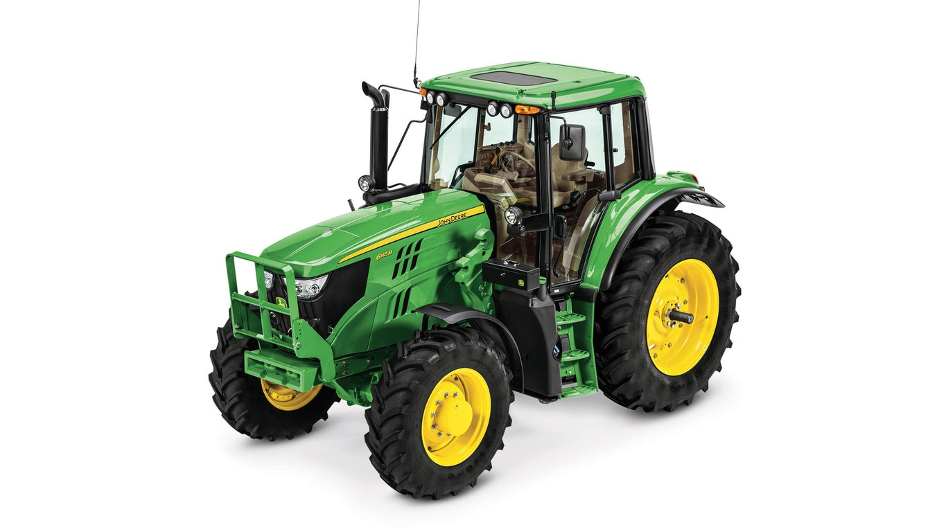 John Deere SSA | Products & Services Information