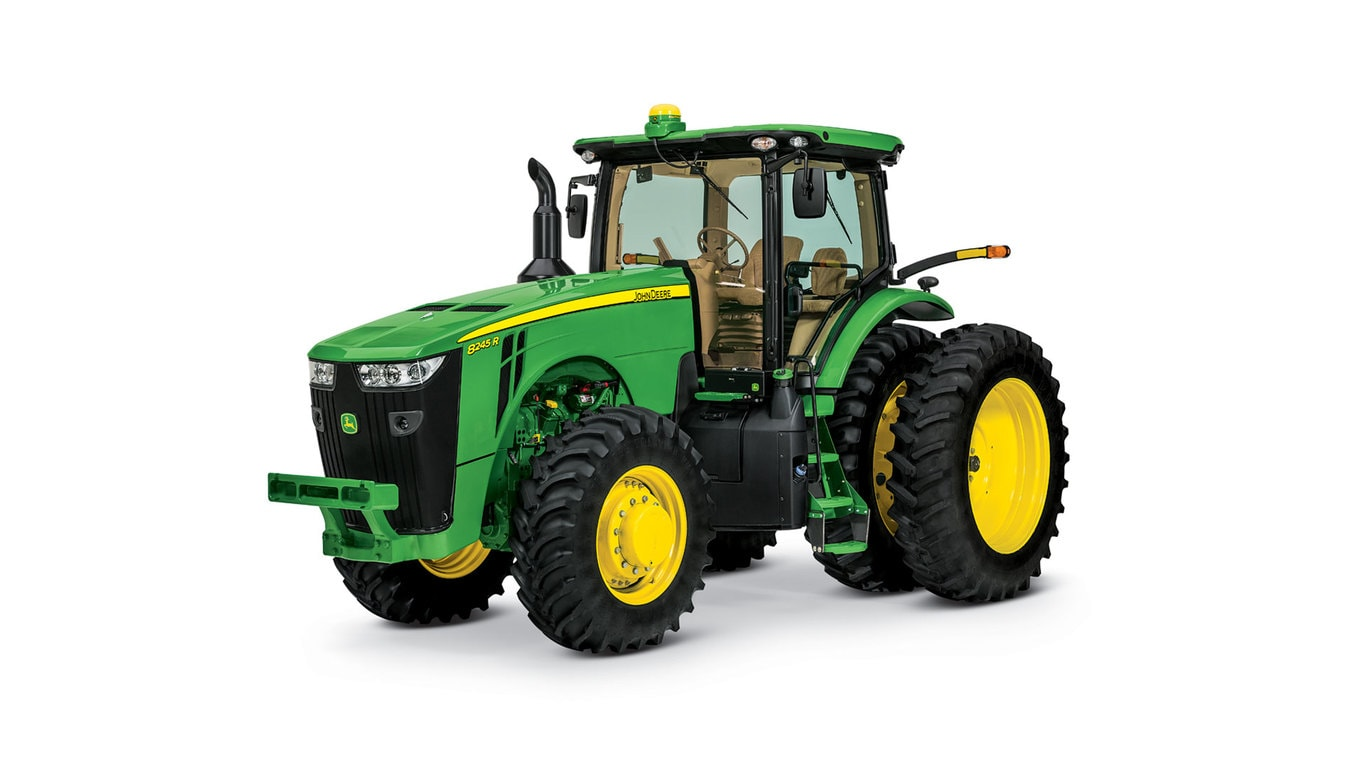 Row-Crop Tractors | 8245R | John Deere US
