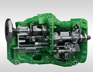 e23™ Transmission with Efficiency Manager