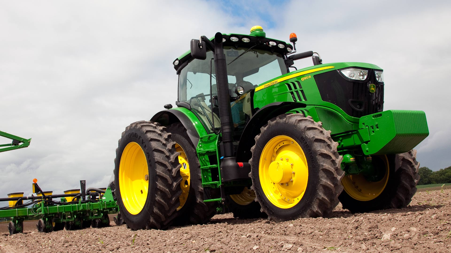 See the 6 Family  row crop tractors