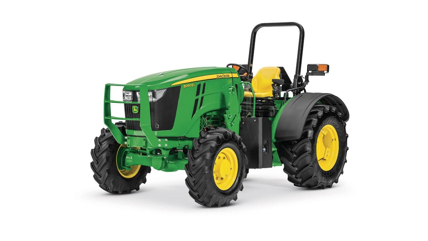 Low Profile Tractor : Specialty tractors el low profile utility tractor