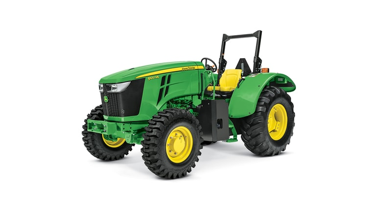 5100ML Low-Profile Utility Tractor