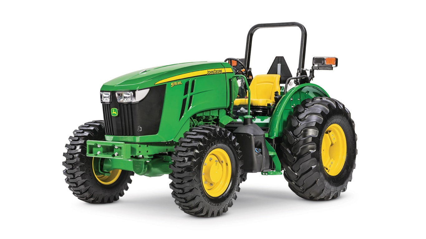 Specialty Tractor   5115ML Low-Profile   John Deere US