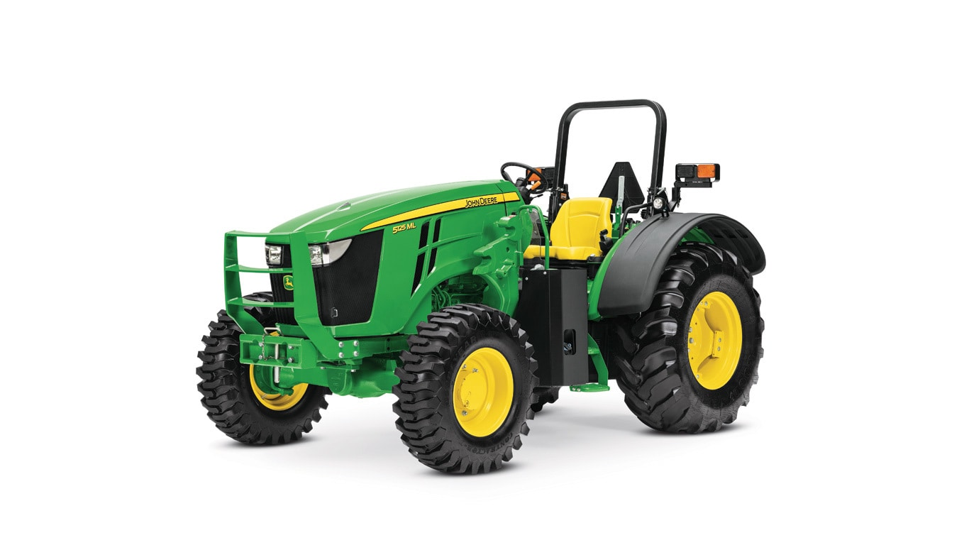 Specialty Tractors | 5125ML Low-Profile Utility Tractor