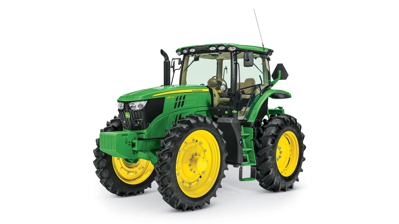 Studio image of 6155RH Specialty Tractor