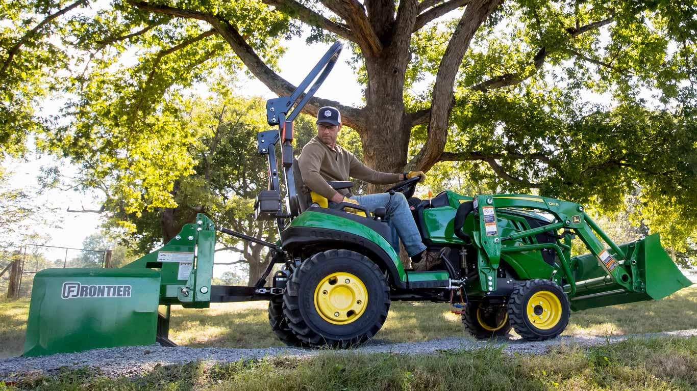 used compact tractors for sale by owner near me