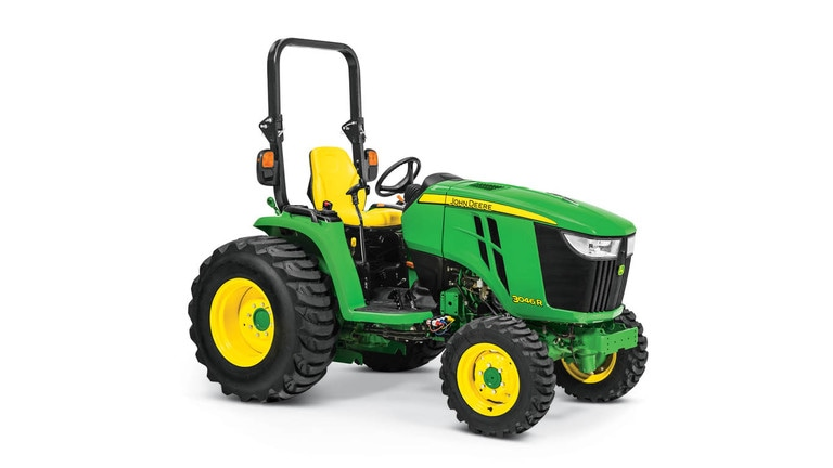 3046R Compact Utility Tractor