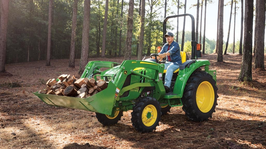 Compact + Utility Tractors