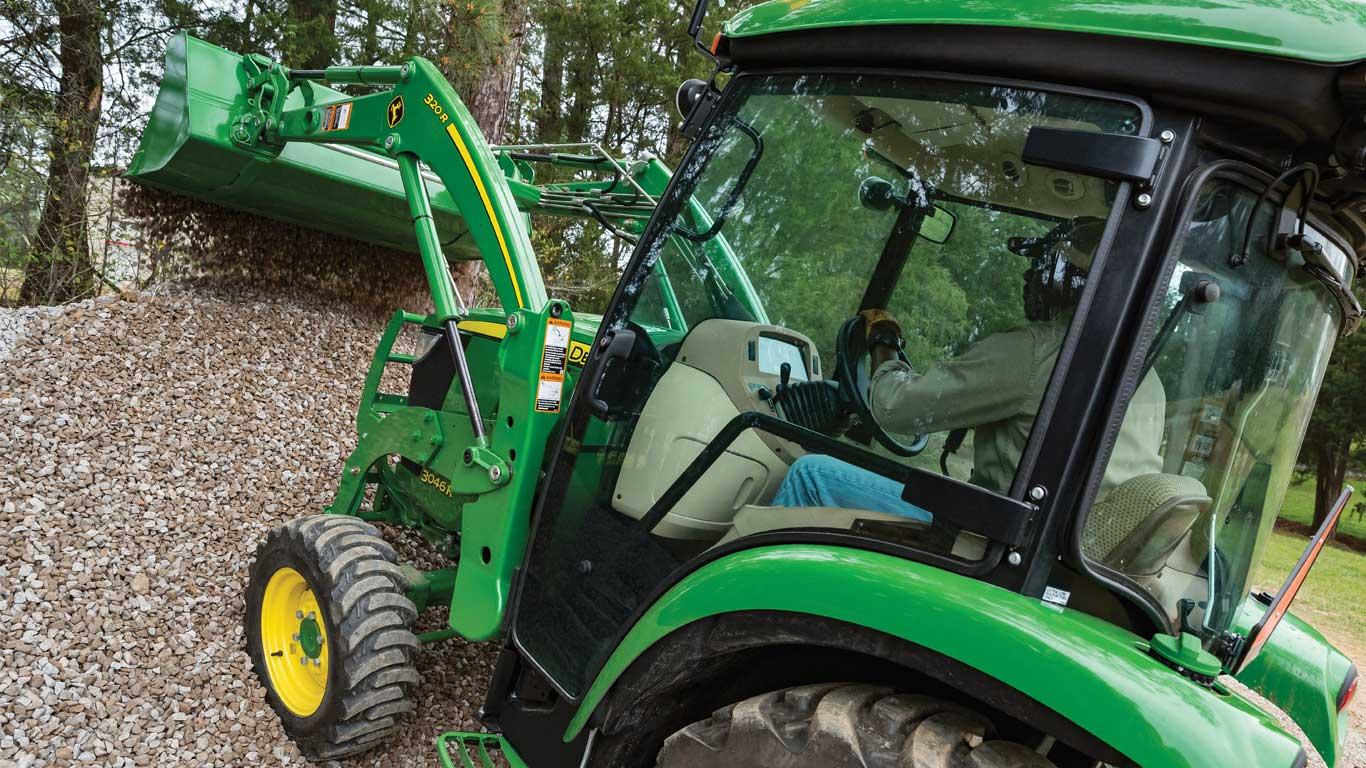 Compact Tractors | 25-45HP 3 Series Small Tractors | John Deere US