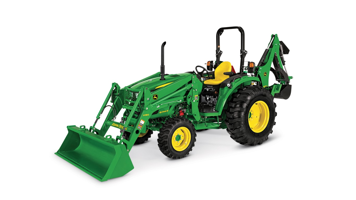 John Deere 4000 Wiring Harness Diagram Will Be A Thing 4020 Compact Utility Tractor 4044r Us Rh Com