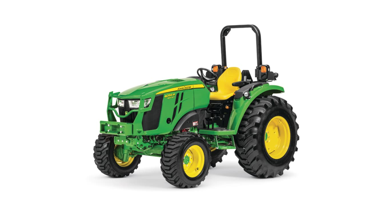 studio image of 4066m Heavy Duty Compact Utility Tractor