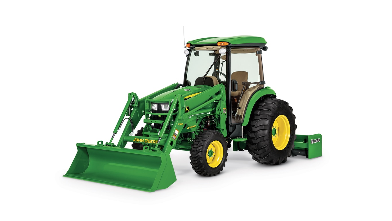 Compact Utility Tractors 3e And 3r John Deere Us | Autos Post