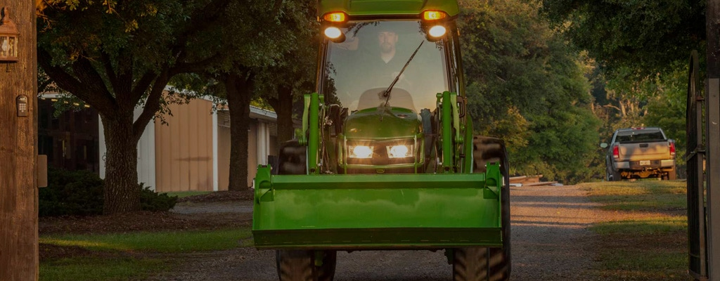 Compact Utility Tractors 4 Family John Deere Us Ford 3000 Tractor Approx Wiring Diagram Free Guide Manual