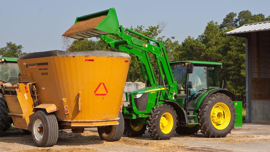 5M Series Tractors