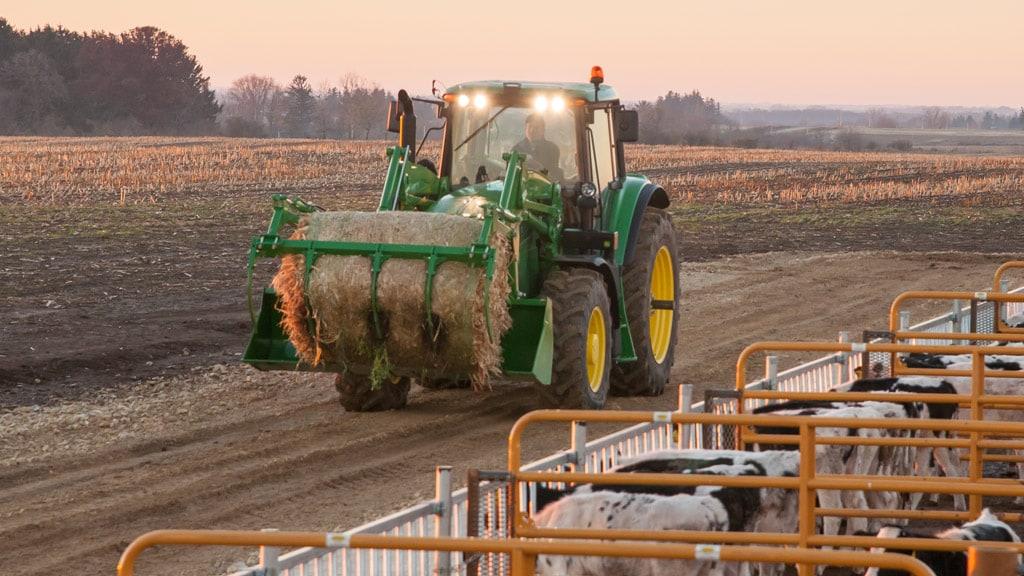 6M Tractors Tractors
