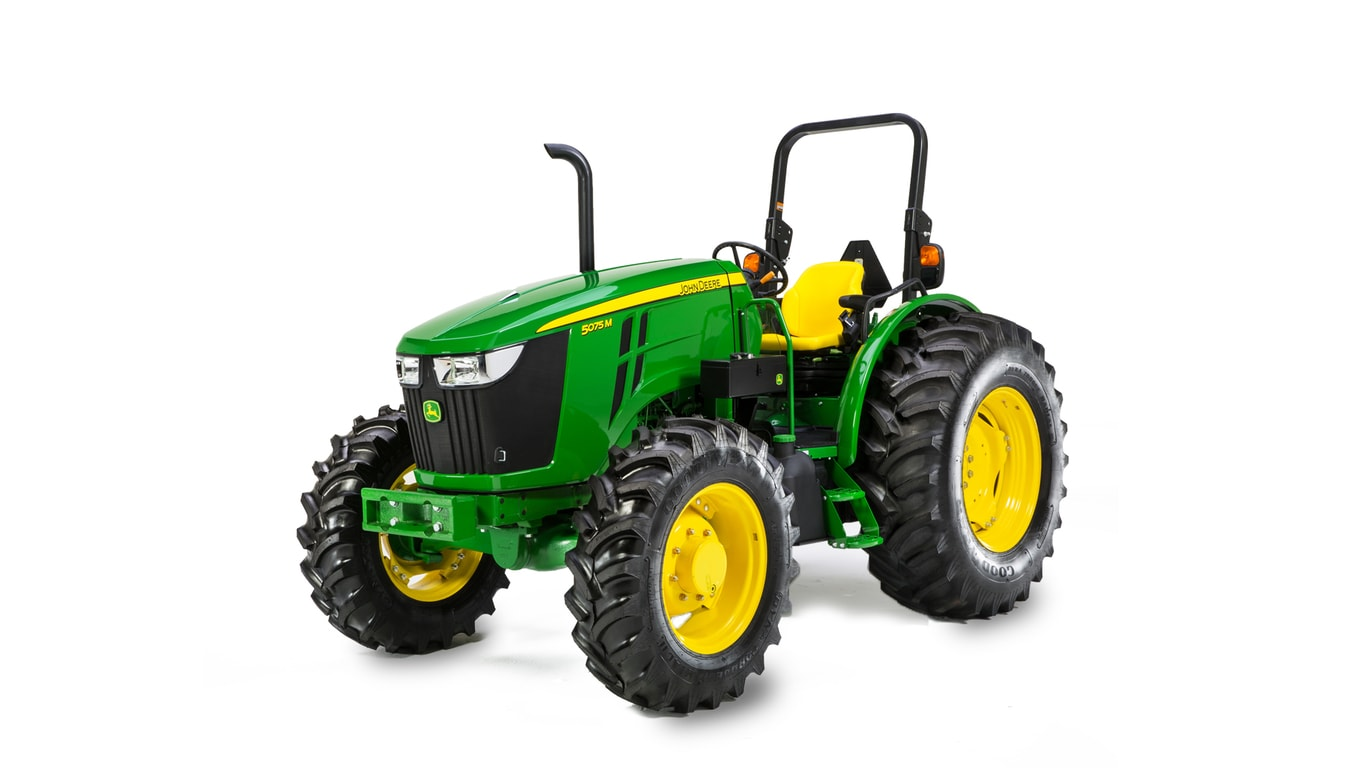 Utility Tractors | 5115R | John Deere US on