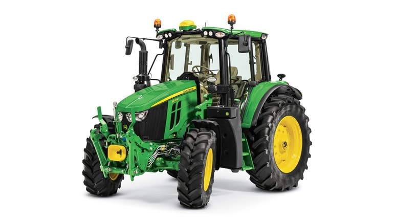 6110M Utility Tractor