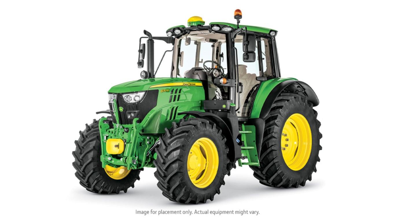 Studio image of 6130M Utility Tractor