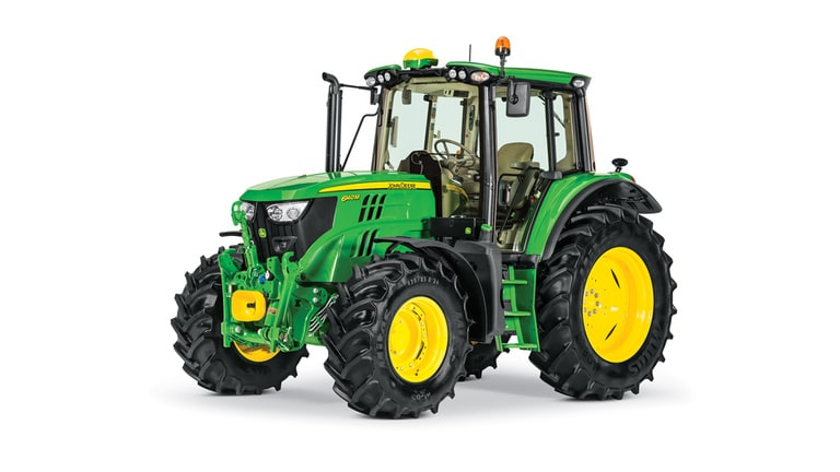 6140M Utility Tractor