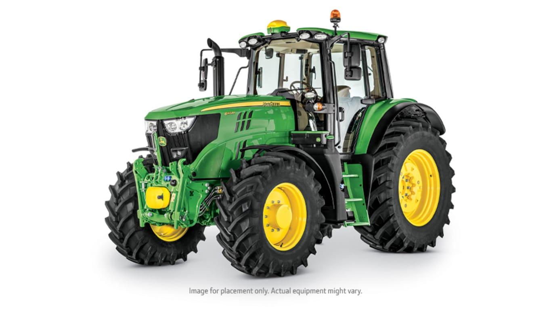 Studio image of 6145M Utility Tractor