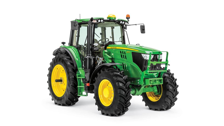 studio image of 6155m Utility Tractor