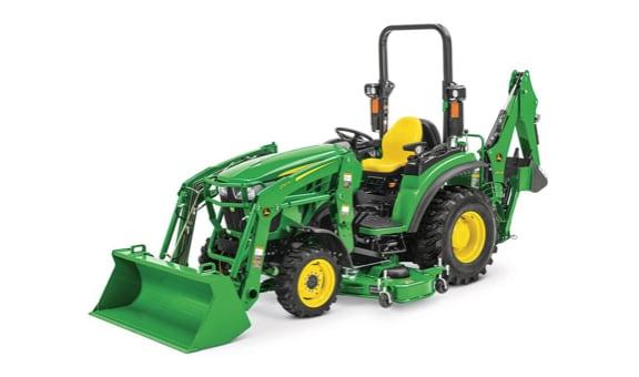 Compact Tractors   24-37 HP 2 Series Small Tractors   John Deere US