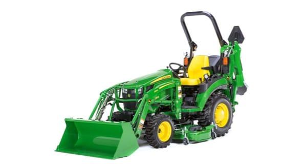 2 Series Tractors