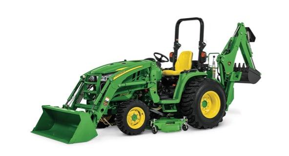 3 Series Tractors
