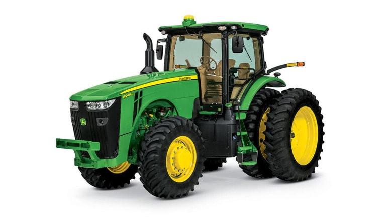 Compact, Ag, 4WD Tractors | John Deere US