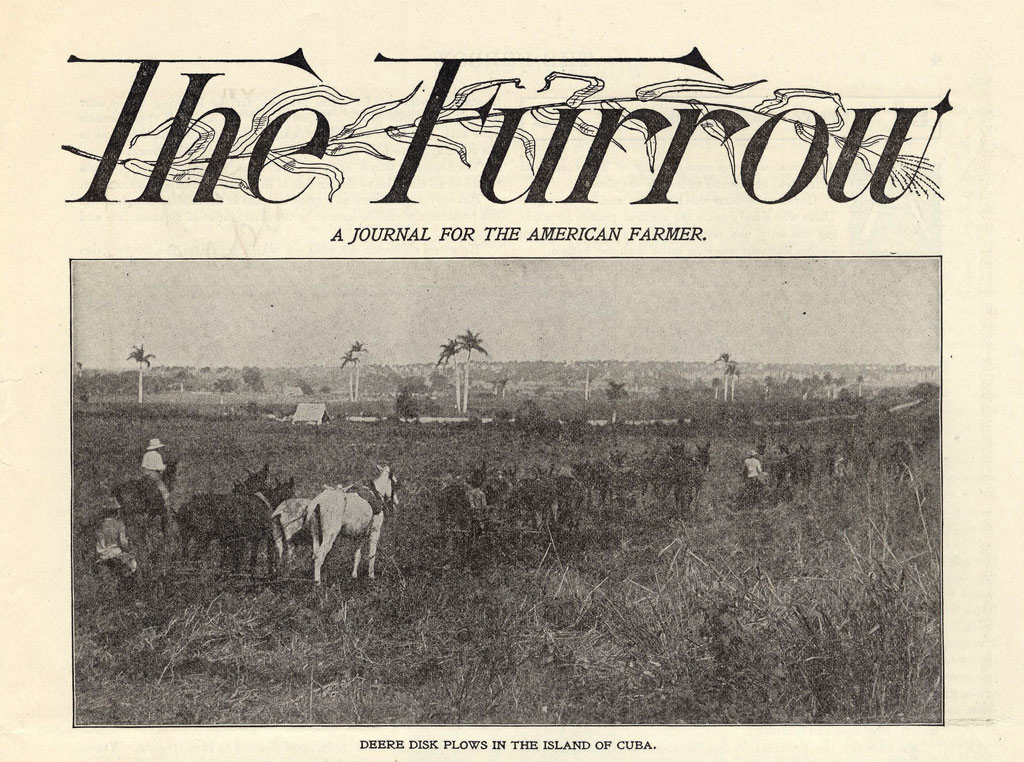 Old Furrow Cover Image