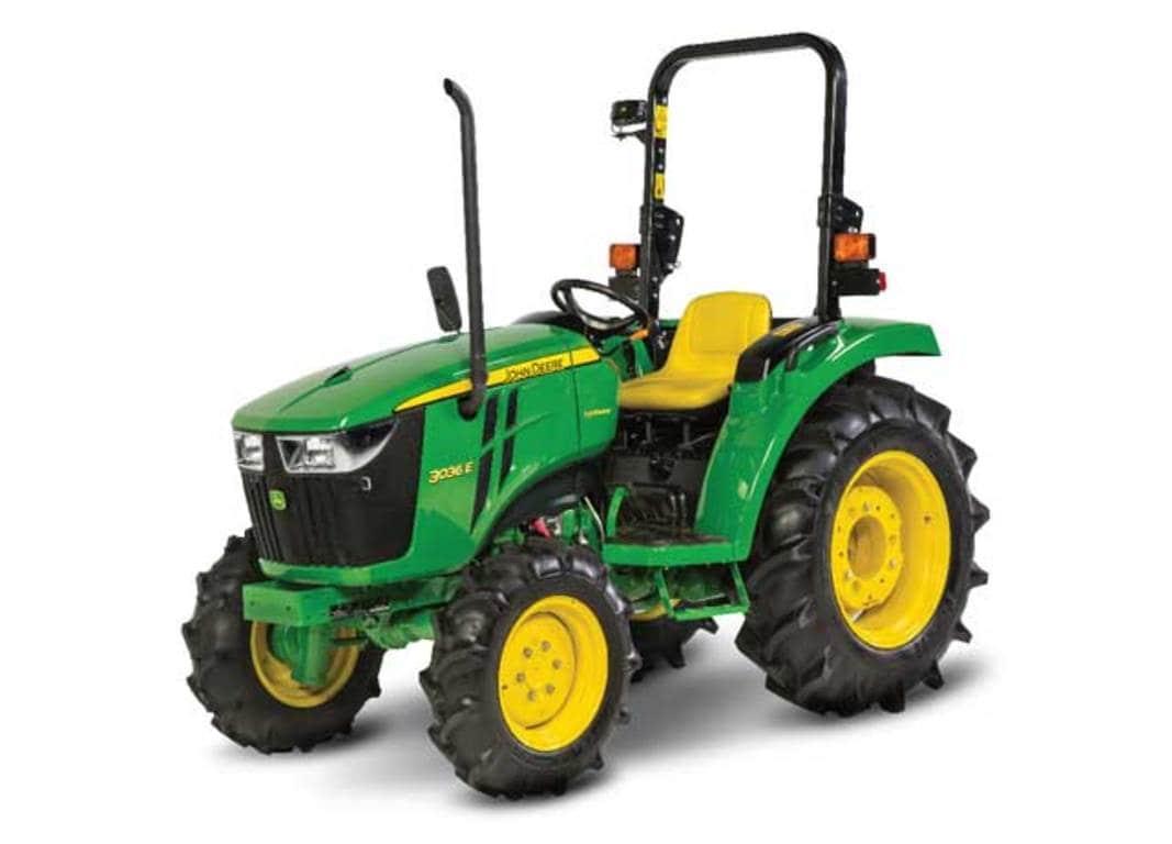 3036e Utility Tractor