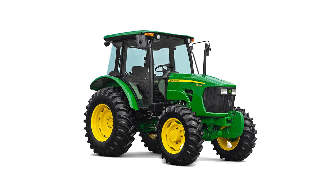 5090E Utility Tractor | 5 Family Utility Tractor | John ... on