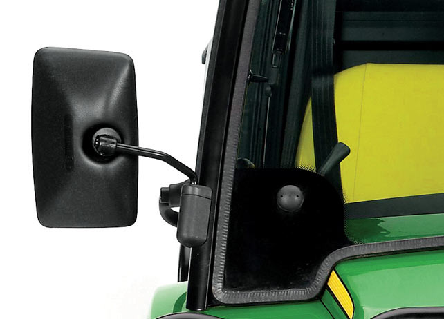 John Deere Exterior Side Mirrors Cabs, Roofs & Windshields ...