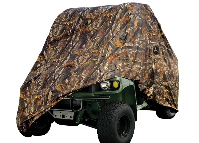 John Deere Gator Prices >> John Deere Vehicle Cover, Cab/ROPS – Camo Protection Gator™ Utility Vehicle Attachments